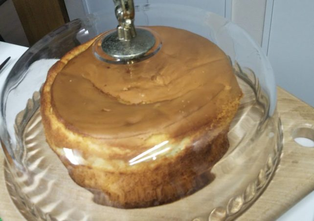 簡単おいしいチーズケーキ