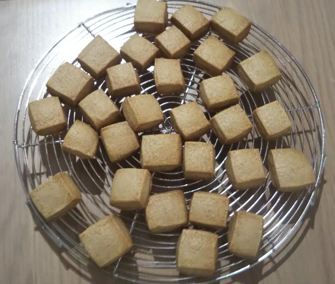 シナモン キューブクッキー